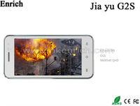 "JIAYU G2 4.0"" MTK6577 Dual Core IPS Android 4.0 2G/3G Dual Sim Smartphone"