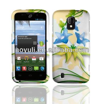 phone accessory for ZTE Majesty z796c, elegant pattern phone case, case for ZTE Z796C