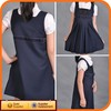 2014 Fashion Cheap Kids Dress School Girls Without Clothes