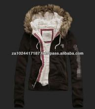 Designer Fur Hoody Winter Brand Jacket