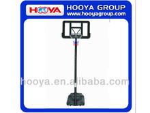 movable basketball hoop