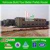 Economical portable construction site 2 storey house