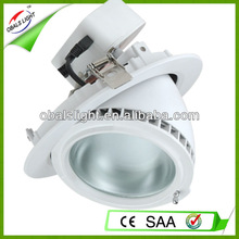 94LM/W 28W LED down light replace 70w philip metal halide ditectly