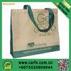 Eco-friendly shopping bag cotton