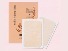 Made in japan pleasant relaxation detox foot pad low acidity liquid gel product
