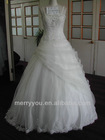 MY612435 MERRY YOU High Quality New Fashion Applique Wedding Dress 2013