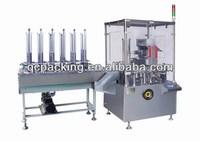 High quality custom carton box converting machine