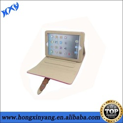 HXY cell phone leather bag for ipad4