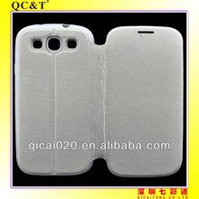 TPU+PU leather case For Samsung S3 /I9300
