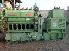 Used Marine Diesel Generator YANMAR 6N18L-EV