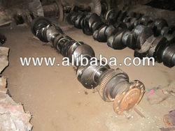 Sulzer 6AL20/24 Standard Crankshaft