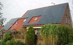Bluesun high quality solar car ventilation system