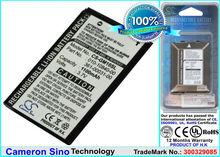 1100mAh Battery 010-10840-00 for Garmin GPS Mobile 10 GPS Mobile 10x GPS10