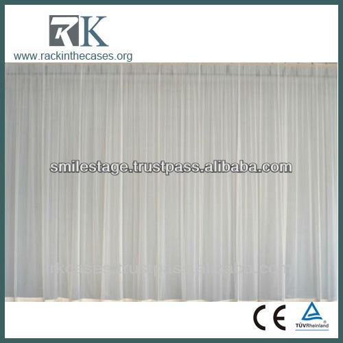 single window line curtain