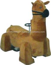 BROWN HORSE WALKING ANIMAL