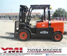5ton diesel forklift truck China forklift truck