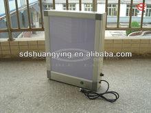 Single X-ray film illuminator