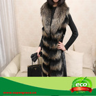 Winter Popular Beauty Gothic Leather Coat