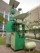 Bio gas and solar energy module
