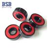 varioius color 608 rubber sealed skateboard bearings
