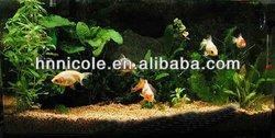 aquarium black ceramic clay soil