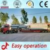 Waste motor oil to diesel machine