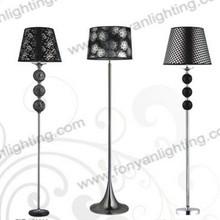 New modern home goods floor light aluminum floor lamp F0533