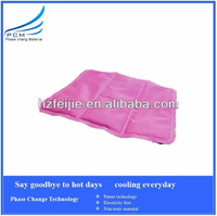 Hot selling cooling custom design body pillow for hot summers
