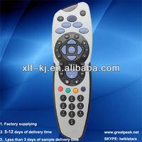 skybox s12 hd SKY PLUS remote control unit Shenzhen factory remote controller tv remote control remote control switch