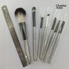 carrying travelling kit cosmetic make up brushes wholesale