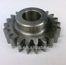 small steel, metal motorcycle gear mechanism