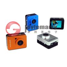 1080 P ir pro câmara de ação esporte mergulho câmaras de vídeo com controle remoto infravermelho mini DV