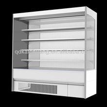 Congelador vertical , utilizado no supermercado