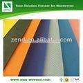 pp no tejido de poliéster de fluorescencia de color de la tela para los niños