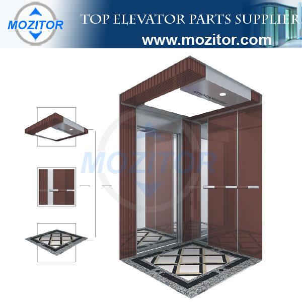 Cabin elevator passenger lift panoramic elevator Elevator cabin design