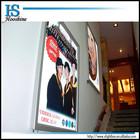 led acrylic double sided snap photo frame