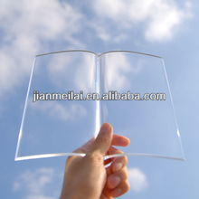 Acrylic /crystal paper weight gift /acrylic book