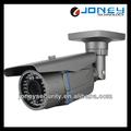 H. 264/mjpeg, detección de movimiento, e- mail de alarma, poe, ranura para tarjeta tf 720p wdr al aire libre bala cámara ip