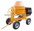 /manual de arranque eléctrico portátil 260l concreto/mezclador de cemento alimentado por 7hp motor diesel modelo rpsm260