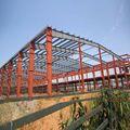 de alta calidad de productos de metal de acero de la estructura de la viga y columna