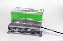 24v 200w led neon current transformer price plastic case led power supply