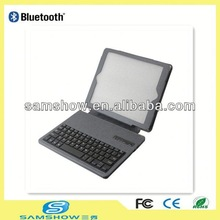 Wireless Bluetooth Keyboard with Swivel Rotary Stand Case for iPad mini