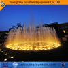 interactive colorful water fountain table top fountain