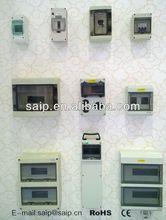 Waterproof Mini Circuit Breaker Distribution Box flush mount type distribution box