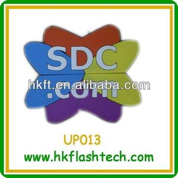 Gift usb custom logo and design usb flash drive 500gb