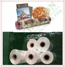 pof food safe plastic shrink wrap OF KINGSON POF GROUP