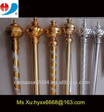 engrave aluminum curtain rod factory in Jiangsu Professional do anodizing tube