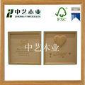 Cadeaux& 30x130x150mm vente chaude cadre photo en bois