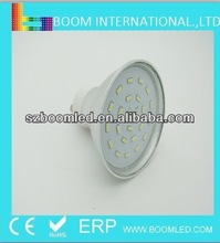 NEW ERP ! 2013 high quality 50x56mm 24smd 3014 5w spotligt led gu10/cob led lamp gu10/gu10 ar111 led