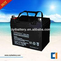 AGM Lead Acid Battery UPS Backup Battery 12V 35AH